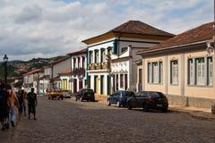 Minas Gerais du Marianne Photos stock