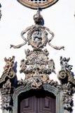 Minas van de joao del rey kerk van Sao gerais Brazilië Stock Fotografie