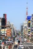 Minato,东京 图库摄影