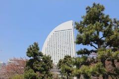 Minato Mirai的图象 库存照片