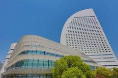 Minato Mirai的图象 免版税库存图片