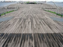 Minato Mirai Osanbashi pier Stock Image