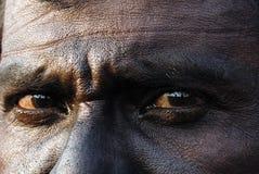 Minatori delle miniere di carbone in India Fotografie Stock Libere da Diritti