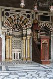 Minbar in Mosque Royalty Free Stock Photography