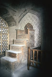 Minbar - pulpit Stock Photos