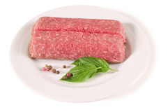 Mince meat Royalty Free Stock Photography