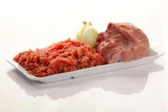 Mince Stock Photo