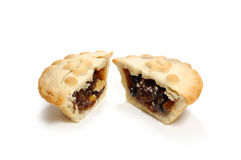 mince pie Obrazy Royalty Free