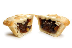 Mince pie Royalty Free Stock Photos