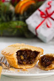 mince pie Fotografia Royalty Free