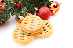 Mince pie Stock Images