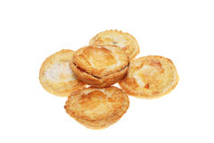Mince pie group Royalty Free Stock Photo