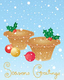 Mince pie Stock Photography