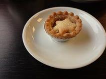 Mince pie Stock Image