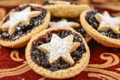 Free Mince Pies Royalty Free Stock Photo - 27766445