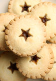 Mince Pies Christmas Dessert Royalty Free Stock Photo