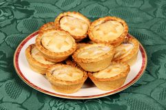 Mince pies. Royalty Free Stock Image