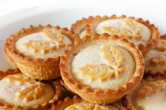 Mince pies Royalty Free Stock Photos