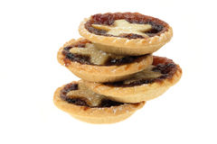 Mince pies Royalty Free Stock Images