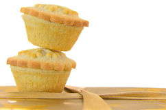 Mince pies Stock Images