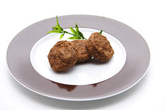 Mince roasted Stock Images