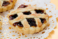 Mince Tarts Royalty Free Stock Photography