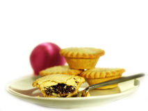 Mince tarts 6 Royalty Free Stock Photos