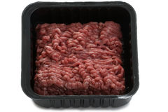 Minced beef Royalty Free Stock Photography