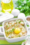 Minced chicken Royalty Free Stock Photos