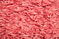 Minced meat. Background of raw minced meat Royalty Free Stock Photography