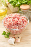Minced meat Royalty Free Stock Images