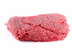 Minced Meat Royalty Free Stock Photo