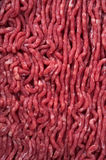 Minced meat background texture Royalty Free Stock Photos