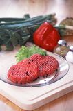 Minced meat . Stock Photography