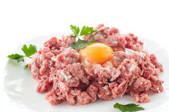 Minced meat Stock Image