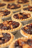 Mincemeat tarts Stock Photo