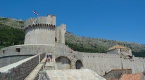 Minceta-Festung Lizenzfreies Stockfoto