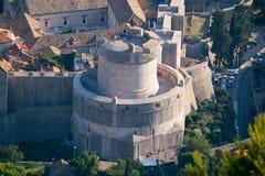 Minceta wierza, Dubrovnik obrazy royalty free
