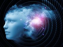 Mind Abstraction Royalty Free Stock Images