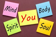 Free Mind Body Spirit Soul Stock Photos - 126958383