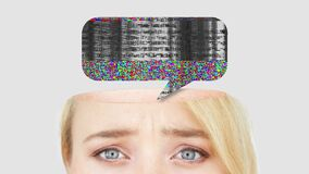 Mind control negative thinking head information