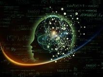 Mind Energy Stock Image