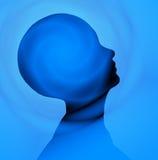 Mind Power Stock Image