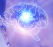 Mind Power Stock Photos