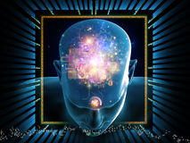 Mind Processing Stock Photography