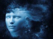 Mind Stream Royalty Free Stock Image