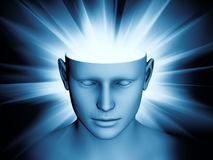 Mind Technologies Stock Image