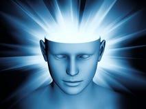 Mind Technologies Stock Image
