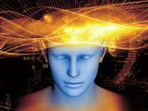 Mind Technologies Royalty Free Stock Images