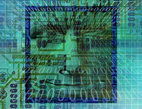 Mind Technology Royalty Free Stock Image